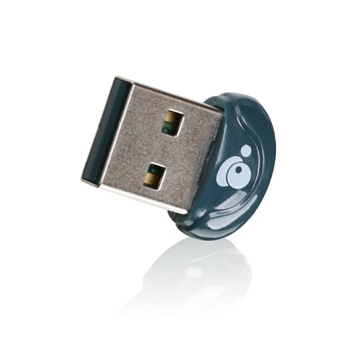 IOGEAR Micro USB Bluetooth 4.0 Transmitter Multi-Language Version – Network adapter – USB – Bluetooth 4.0 – Class 2