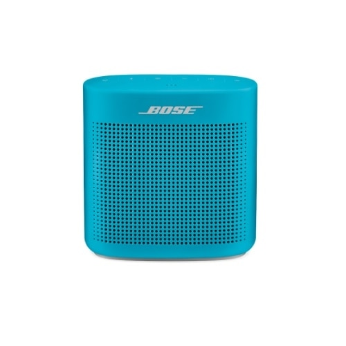 Bose Soundlink Color Portable Bluetooth Speaker Ii Aquatic Blue Dell Usa