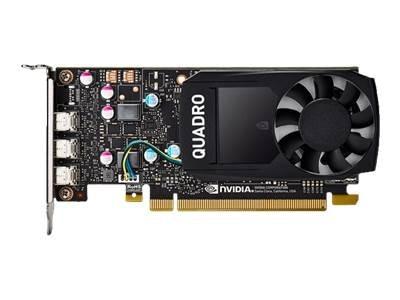 NVIDIA Quadro P400 - Graphics card - Quadro P400 - 2 GB