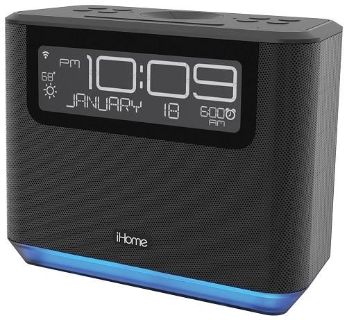 iHome IBT29 - Clock radio - translucent   Dell United States