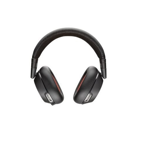 Plantronics Voyager 8200 Uc Headphones With Mic Wireless Bluetooth Active Noise Canceling 3 5 Mm Jack Black Dell Usa