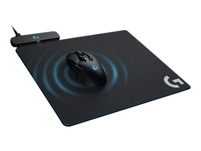 4539e61ce53 Logitech Powerplay - Mouse charging pad (AA056561 943-000109) photo