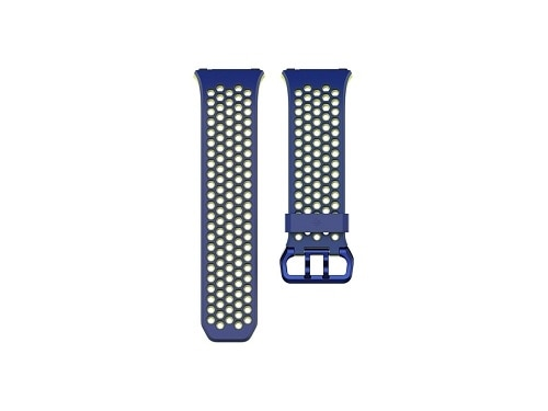 Fitbit Sport Band Watch Strap Small Blue and Yellow for Fitbit Ionic