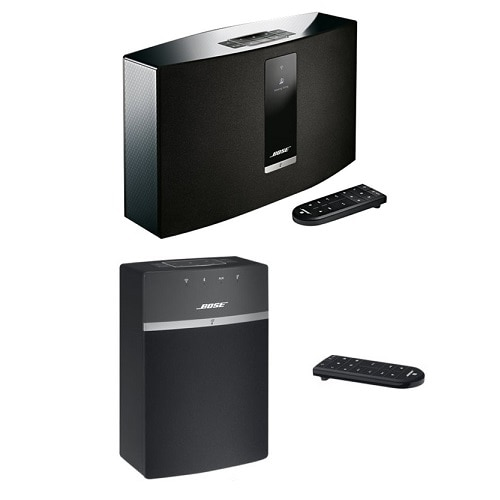 Bose Wave SoundTouch music system IV - Audio system - platinum