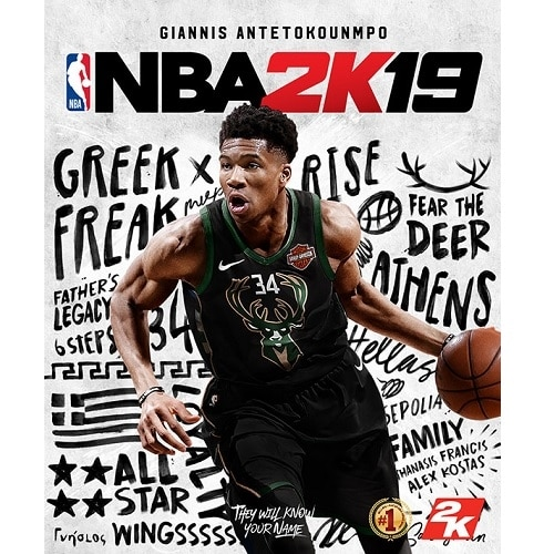 NBA 2K19 on PS4
