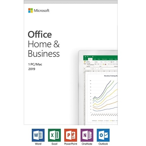 Microsoft Office Home and Business 2019 | 1 device, Windows
