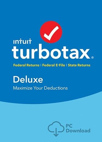 turbotax deluxe 2018 best price