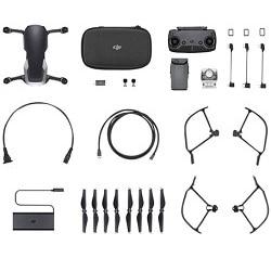 DJI Mavic Air - Quadcopter - Wi-Fi - onyx black