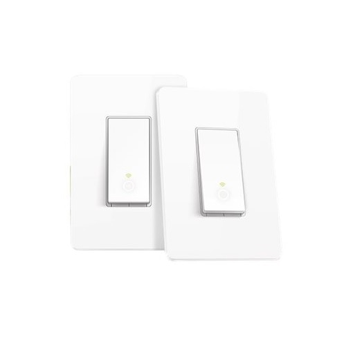TP-Link HS210 – Light switch – wireless – 802.11b/g/n – 2.4 Ghz (pack of 2)