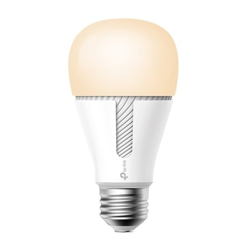 TP-Link KL110 – LED light bulb – shape: A19 – E26 – 10 W (equivalent 60 W) – white light – 2700 K