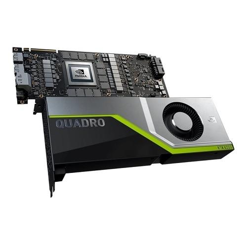 NVIDIA Quadro RTX 8000 - Graphics card - Quadro RTX 8000