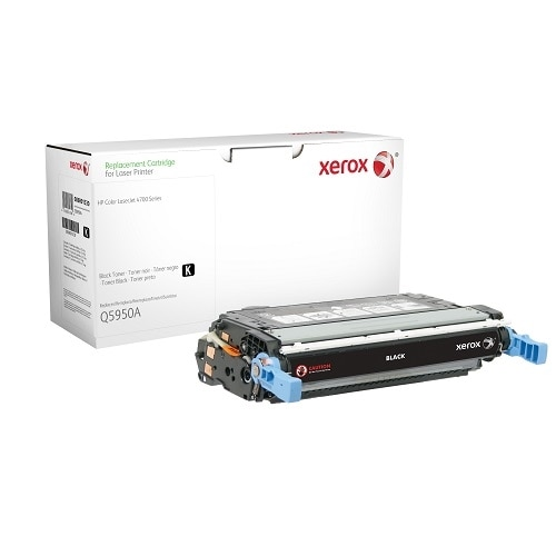 Xerox HP Colour LaserJet 4700 - Black - toner cartridge (alternative for:  HP Q5950A) - for HP Color LaserJet 4700, 4700dn, 4700dtn, 4700n, 4700ph+