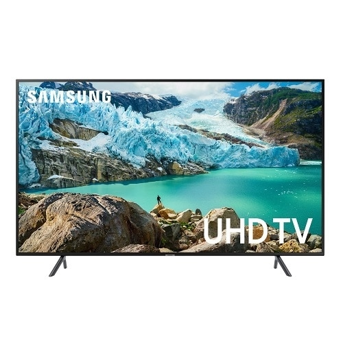 Samsung 65 Inch 4K UHD HDR LED Smart TV - UN65RU7100F