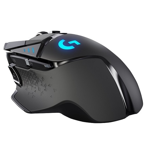 Logitech G502 Lightspeed Wireless Optical Gaming Mouse With Rgb
