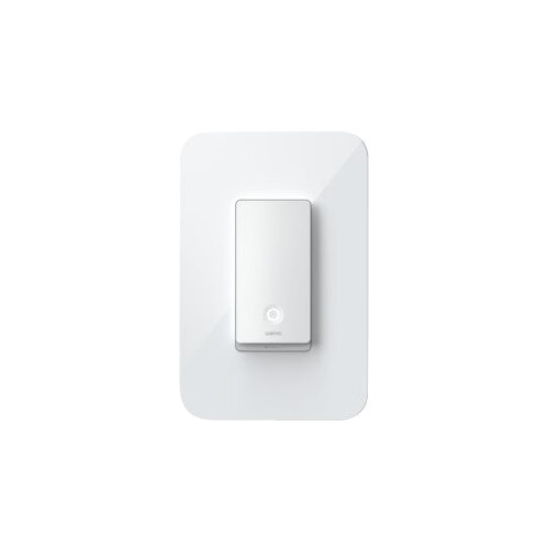 WeMo Smart Light Switch 2nd Generation – Light switch – wireless – white