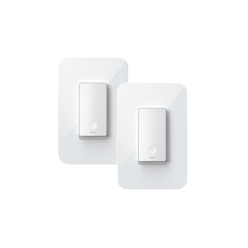 WeMo Smart Light Switch – Light switch – wireless – white (pack of 2)