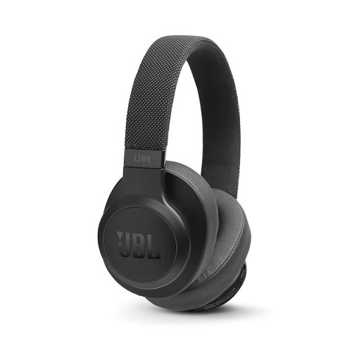 Jbl Live 500bt Headphones With Mic Full Size Bluetooth Wireless Black Dell Usa