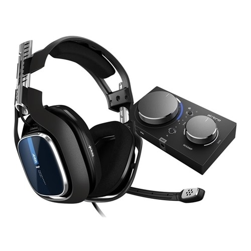 Astro A40 TR Headset for PlayStation and PC - with Astro MixAmp Pro TR - Gen 4