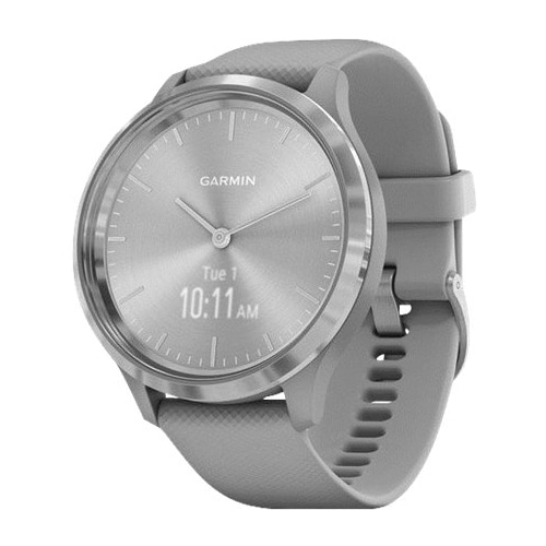 Garmin vívomove 3 – powder gray – smart watch with band – powder gray