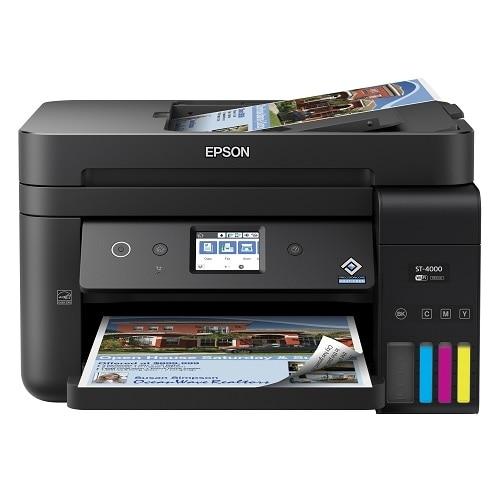 Epson WorkForce ST-4000 Color MFP Supertank Printer