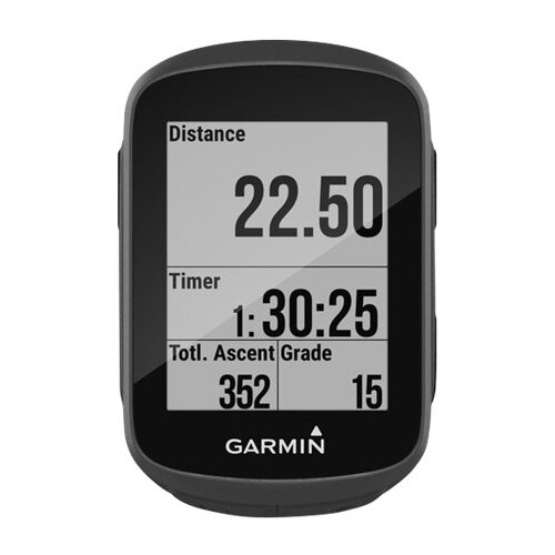 Garmin Edge 130 – Mountain Bike Bundle – GPS/GLONASS navigator – cycle 1.8-inch
