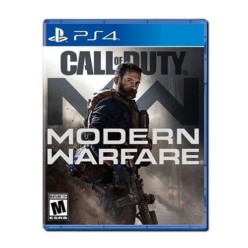 Call of Duty Modern Warfare – PS4
