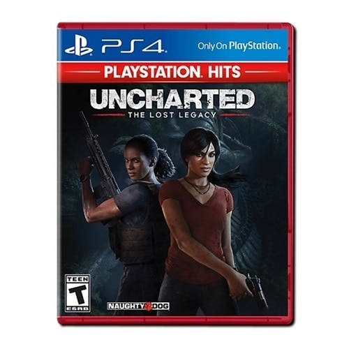 Uncharted The Lost Legacy – PS4