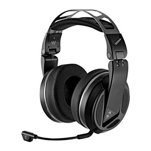Turtle Beach Elite Atlas Aero – Headset – full size – 2.4 GHz – wireless – 3.5 mm jack – black, silver