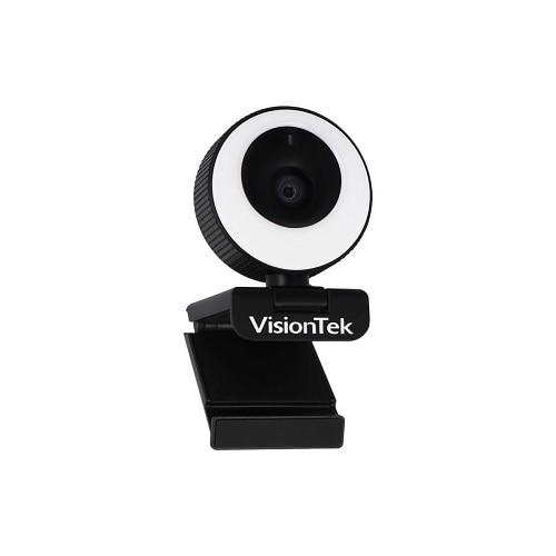 VisionTekVTWC40 - Premium Autofocus Full HD 1080p Webcam