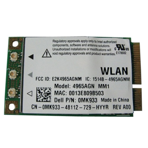 Download Drivers: Dell Latitude D400 Wireless WLAN Card