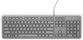 Kabelgebundene Dell Tastatur – KB216