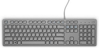 Teclado com fios Dell - KB216