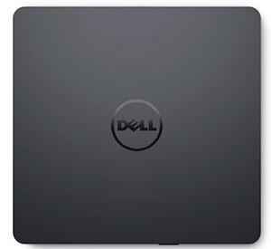 Imagen del producto de unidad óptica delgada USB externa de Dell