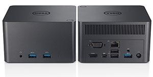 Captura del producto de estación de acoplamiento inalámbrica de Dell