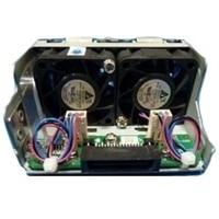 Dell Networking S4048-ON DC PSU až IO Airflow Bundle, 2x DC PSU, 3x ventilátorů Tray