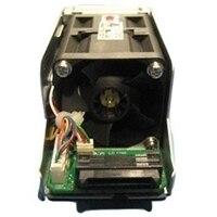 Dell Networking PSU/IO Airflow Bundle, 2x AC PSU, 4x ventilátorů Tray, S4048T/S4148T/S4148U only