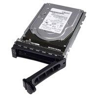 Dell 960GB SSD SATA Nárocné ctení 6Gb/s 512e 2.5palcový Jednotka v 3.5palcový Hybridní Nosic S4500