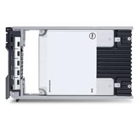 Dell 3.84TB SSD SAS Kombinované Použití 12Gb/s 512e 2.5palcový Připojitelná Za Provozu Jednotka PM5-V