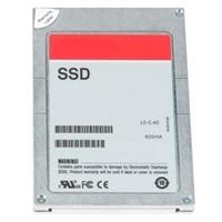 Dell 3.84TB SSD SATA Nárocné ctení 6Gb/s 512e 2.5palcový Jednotka S4510