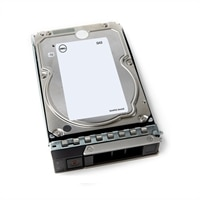 Dell 240GB SSD SATA Kombinované Použití 6Gb/s 512e 2.5palcový Jednotka 3.5palcový Hybridní Nosič S4610