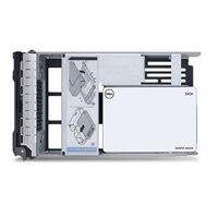 Dell 1.92TB SSD SATA Kombinované Použití 6Gb/s 512e 2.5palcový Pripojitelná Za Provozu Jednotka v 3.5palcový Hybridní Nosic S4610