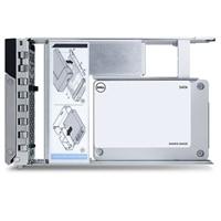 Dell 480GB SSD SATA Kombinované Použití 6Gb/s 512e 2.5palcový Jednotka 3.5palcový Hybridní Nosič S4610