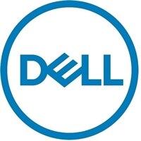 Dell 7.68TB SSD hodnota SAS Nárocné ctení 12Gb/s 512e 2.5palcový Jednotka v 3.5palcový Hybridní Nosic