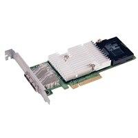 Dell Adaptér RAID PERC H810 pro externí pole JBOD, 1GB mezipamětí NV - Full Height