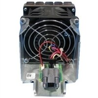 ventilátorů, IO na PSU proud vzduchu, S6100-ON