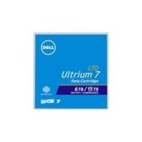 Dell LTO7 Worm Pásové médium - 5 balení