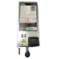 Dell Jeden, Připojitelná Za Provozu napájecí zdroj (1+0), 1100W Liteon
