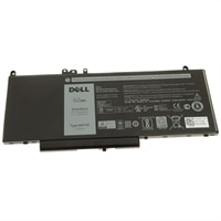 Dell Primary Battery - Customer Kit - baterie pro Laptop - Lithium-Ion - 62 Wh