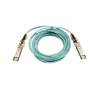 Dell Networking, kabel, SFP28 to SFP28, 25GbE, Active optické (optických připojení v dodávce), 7 metry