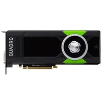 NVIDIA Quadro P5000 16GB (4 DP, DL-DVI-D) bez držáku